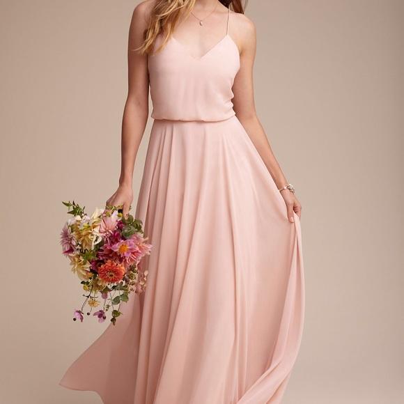 346ce942c26 Jenny Yoo Dresses   Skirts - BHLDN Inesse dress by Jenny Yoo (blush color)